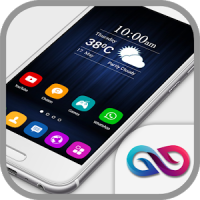 Launcher and Theme for Samsung Galaxy J7