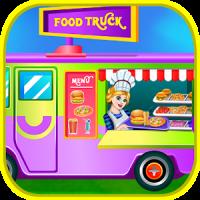 Street Food Kitchen Chef