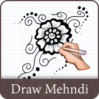How To Draw Mehndi Designs