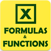 Formula Function & Shortcut app for MS Excel