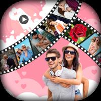 Valentine Day Video Maker 2018 - Slideshow Maker