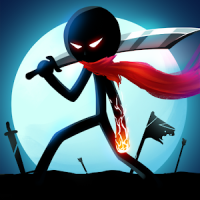 Stickman Ghost: Ninja Warrior: Action Game Offline