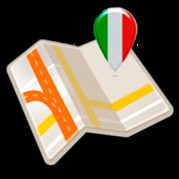 Map of Rome offline