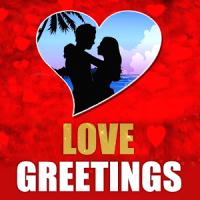 Love Greeting Cards Maker Romantic eCards Editor