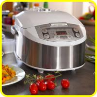 Multicooker, crock pot photo recipes cookbook