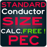 PEC Conductor Size Calc FREE