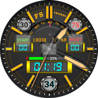Trident Watch Face
