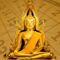 Buddhist Thai Calendar 2020