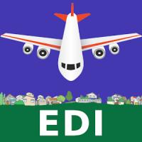 Airport Flight Information: Edinburgh (EDI)