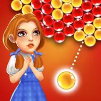 Bubble Shooter Magic of Oz