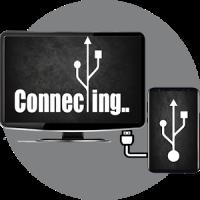 Tv Connector (HDMI /MHL/USB)