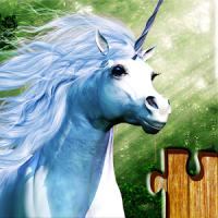 Unicorns Jigsaw Puzzles Game