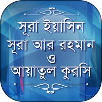 Surah Yasin Surah Ar-Rahman Ayatul kursi in bangla