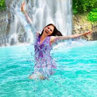 Waterfall Photo Collage HD