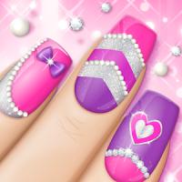 ファッションネイルのデザイン-女の子ゲーム