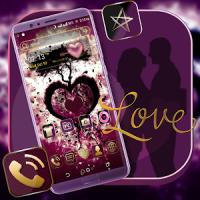 Heart Tree Launcher Theme