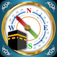 Qibla Direction Finder & Prayer Time Alarm Manager