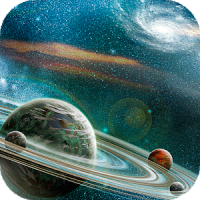 Space Wallpapers HD (backgrounds & themes)