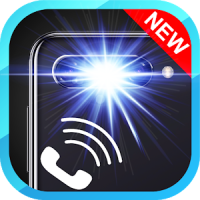 Flash blink on Call, all messages & notifications