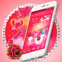 Valentine Day Launcher Theme