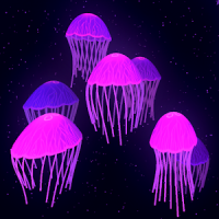 Jellyfish Live Wallpaper 3D