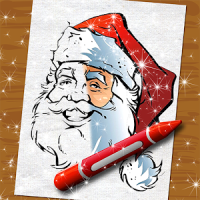 Christmas Coloring Pages Colouring Books App