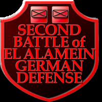 Second Battle of El Alamein: German Defense