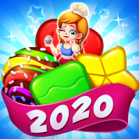 Sweet match 3 puzzle game