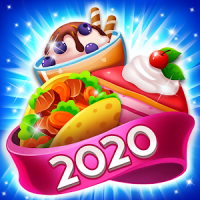 Food POP: Gravity world Puzzle game(Food burst 2)