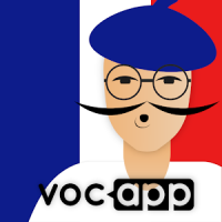 Learn French Vocabulary with Flashcards - Voc App