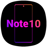 Note10 Launcher -Galaxy Note8/Note9/Note10 launche