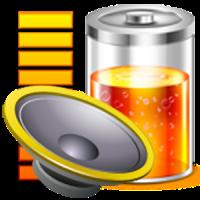Battery Status Speaker