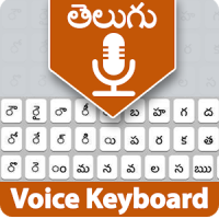Telugu voice keyboard