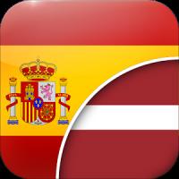 Spanish-Latvian Translator