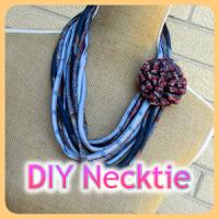Creative DIY Necktie Crafts Projects
