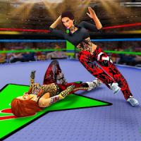 Women Wrestling Fight Revolution