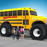 Super High School Bus Driving Simulator 3D - 2020