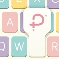 Pastel Keyboard Theme Color