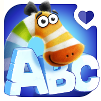 Zebrainy ABC educational games for kids