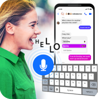 Voice Typing Keyboard