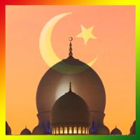 ALLAH Sheikh Zayed Mosque LWP