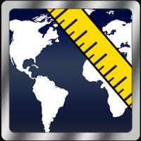 Maps Ruler 500kb