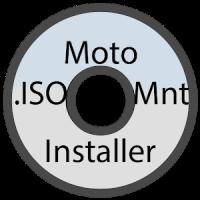 Moto .ISO Mount Installer