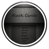 BLACK CIRCLE FREE APEX/GO/ADW
