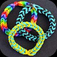 Rainbow Loom Bracelets English