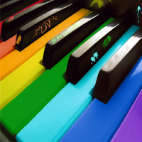 Scales of Piano (60 Scales)