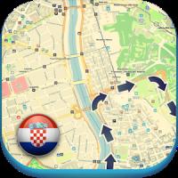 Kroatien offline map & Wetter
