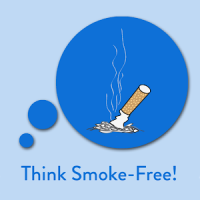 Think Smoke-Free! Affirmation