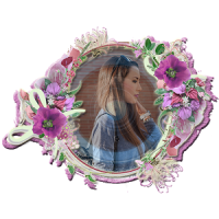 Flower Photo Frames for Girls
