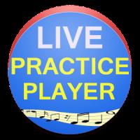 Practice Player Live Midi